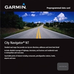 Garmin GPS MapSource City Navigator Europe NT - Micro SD/SD Data CardIncludes more than 10.8 million km (6.7 million mi) of roads, including motorways, national and regional thoroughfares and local roads in Europe. Displays more than 6.7 million points of