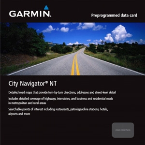 Garmin GPS MapSource City Navigator Italy & Greece NT MicroSD/SD. Features motorways, national and regional thoroughfares and local roads in Italy, Vatican City State, San Marino, Malta and Greece. Displays points of interest throughout the country, inclu