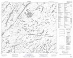 074H01 - BAILEY LAKE - Topographic Map
