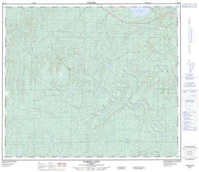 Topographic Map Of Florida.083o02 Florida Lake Topographic Map