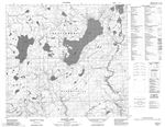084H07 - LEGEND LAKE - Topographic Map