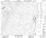 084N14 - INDIAN CABINS - Topographic Map