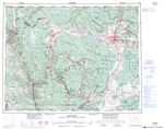 092I - ASHCROFT - Topographic Map