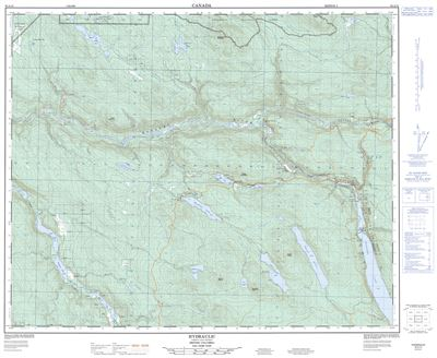 093A12 - LIKELY - Topographic Map