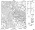 095F15 - CORRIDOR CREEK - Topographic Map