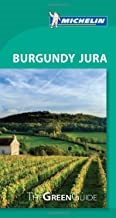 Burgundy Jura France - Michelin Green Travel Guide. From Vezelays picturesque buildings to mountain pastures in the Upper Doubs, let the updated Michelin Green Guide Burgundy Jura help you explore and enjoy this region of France. Try a wine-tasting course