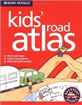 Canada Atlas Kids Edition. This atlas in full color includes maps of each province and territory in Canada. Simple games and puzzles are on each page.