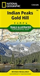102 Indian Peaks Gold Hill National Geographic Trails Illustrated