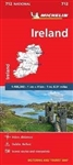 Ireland Travel & Road Map Michelin. Updated regularly, MICHELIN National Map Ireland will give you an overall picture of your journey thanks to its clear and accurate mapping scale 1:400,000. Our map will help you easily plan your safe and enjoyable journ