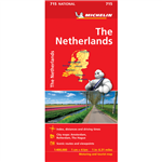 The Netherlands Travel & Road Map. Updated regularly, MICHELIN National Map The Netherlands will give you an overall picture of your journey thanks to its clear and accurate mapping scale 1:400,000. Our map will help you easily plan your safe and enjoyabl