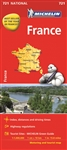 France Travel & Road Map. Updated annually, the best selling MICHELIN National Map of France (map 721) will give you an overall picture of your journey in France thanks to its clear and accurate mapping scale 1:1,000,000. Our map will help you easily plan