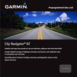 Garmin MapSource City Navigator France & Benelux NT - Micro SD/SD Card