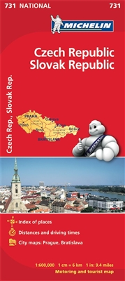 731 Czech Republic and Slovak Republic Michelin