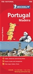 Portugal & Madeira Travel & Road Map. Updated regularly, MICHELIN National Map Portugal & Madeira will give you an overall picture of your journey thanks to its clear and accurate mapping scale 1:400,000. Our map will help you easily plan your safe and en