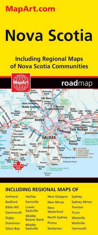 Dartmouth Map on