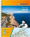 Spain & Portugal Travel Road Atlas. Michelin Spain & Portugal tourist and motoring Atlas is the perfect companion for a safe and enjoyable drive. Convenient and easy to use thanks to its spiral bound cover, the Michelin Spain and Portugal atlas will provi