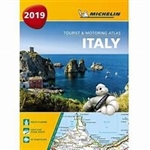 Italy Touring & Road Atlas by Michelin. Michelin Italy Tourist and Motoring Atlas is the perfect companion for a safe and enjoyable drive in Italy. Convenient and easy to use thanks to its spiral bound cover, Michelin Italy Atlas will provide you with pre