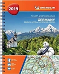Michelins Germany, Benelux, Austria, Switzerland, Czech Republic Tourist and Motoring atlas is the perfect companion for an enjoyable and safe drive in Germany and North East Europe. Convenient and easy to use thanks to its spiral bound cover, Michelin t