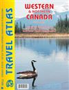 Western & Northern Canada Travel Atlas. Travel atlas of Western and Northern Canada. Includes British Columbia, Alberta, Saskatchewan, Manitoba, Yukon, Northwest Territories and Nunavut.