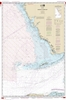 NOAA Chart 1113A. Nautical Chart of Havana to Tampa Bay - Oil and Gas Lease Areas - Gulf of Mexico. NOAA charts portray water depths, coastlines, dangers, aids to navigation, landmarks, bottom characteristics and other features, as well as regulatory, tid