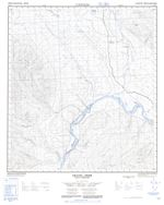 115P12 - GRAVEL CREEK - Topographic Map