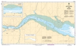 1201 - Saint-Fulgence to Saguenay Quebec Nautical Chart. Canadian Hydrographic Service (CHS)'s exceptional nautical charts and navigational products help ensure the safe navigation of Canada's waterways. These charts are the 'road maps' that guide mariner