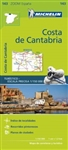 MICHELIN zoom map Costa de Cantabria is the ideal travel companion to fully explore this Spanish destination, thanks to its easy-to-use format and its scale of 1/150,000. The Zoom collection are characterized by the high precision of their detailed scale,