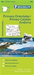 Map of Pyrenees Orientales Andorre FRANCE - Michelin. MICHELIN zoom map Pirineos Orientales is the ideal travel companion to fully explore the Spanish oriental Pyrenees. Map 146 in the series. highlights all the leisure activities available, such as golf