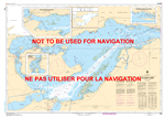 1430 - Lac Saint-Louis- Canadian Hydrographic Service (CHS)'s exceptional nautical charts and navigational products help ensure the safe navigation of Canada's waterways. These charts are the 'road maps' that guide mariners safely from port to port. With
