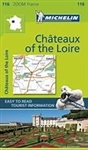 Chateaux of the Loire France travel & road map. MICHELIN zoom map Chateaux of the Loire is the ideal travel companion to fully explore this French destination, thanks to its easy-to-use format and its scale of 1:150,000. In addition to Michelins clear and