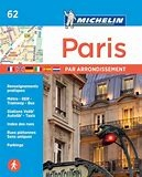 Paris par Arrondissement - Paris City Plan. Discover Paris by foot, car or bike using Michelin Paris City Plan. In addition to Michelins clear and accurate mapping, this city plan will help you explore and navigate across Paris different districts thank