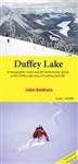 Duffey Lake SW BC - Back Country Skiing Map. Duffey Lake describes back country skiing and hiking routes to alpine areas accessible from the Duffey Lake area surrounding Cayoosh Pass along Highway 99 in southwestern British Columbia. Routes are marked on
