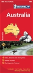 Australia Travel & Road map by Michelin. Updated regularly, MICHELIN National Map Australia will give you an overall picture of your journey thanks to its clear and accurate mapping scale 1:4,500,000. Our map will help you easily plan your safe and enjoya
