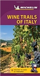 Wine Trails of Italy Guide Book. Take a fascinating thematic journey of Italy with the brand-new Michelin touring Guide Wine Trails of Italy. Explore Italy's regional vineyards and wineries. Learn all about Italian wine making it, tasting it, serving it.