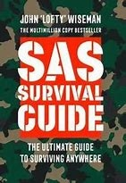 SAS Survival Guide Book. The ultimate guide to survival, this edition now includes the most essential urban survival tips for today, supplementing the fully updated original, bestselling handbook. The original and best survival guide for any situation in