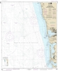 NOAA Nautical Chart 18500. Columbia River to Destruction Island. NOAA maps portray water depths, coastlines, dangers, aids to navigation, landmarks, bottom characteristics and other features, as well as regulatory, tide, and other information. They contai