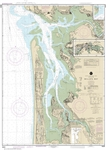NOAA Nautical Chart 18504. Willapa Bay - Willapa River Nautical Chart. NOAA maps portray water depths, coastlines, dangers, aids to navigation, landmarks, bottom characteristics and other features, as well as regulatory, tide, and other information. They