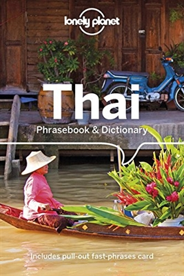 Thai Phrasebook and Dictionary by Lonely Planet. Bargain with your samlor driver, find locally made souvenirs and order authentic street food; all with your trusted travel companion. With language tools in your back pocket, you can truly get to the heart