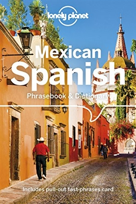 Mexican Spanish Phrasebook and Dictionary by Lonely Planet is your handy passport to culturally enriching travels with the most relevant and useful Mexican Spanish phrases and vocabulary for all your travel needs. Order Mexican delicacies at restaurants