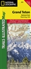 Grand Teton National Park Wyoming map 202T. Expertly researched and created in partnership with local land management agencies, National Geographics Trails Illustrated map of Grand Teton National Park provides an unparalleled tool for exploring this magni