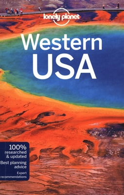 Western USA Lonely Planet