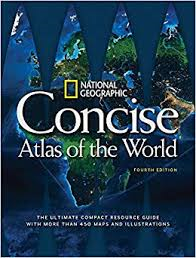 National Geographic Concise Atlas of the World. The complex political, cultural, and environmental issues that we face daily, make it increasingly important for us to have a clear vision of the world in which we live. With more than 300 updated, authorita