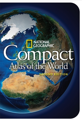 National Geographic Compact Atlas of the World. National Geographic's maps and atlases are critically acclaimed and world renowned for their accuracy, originality, innovative and authoritative content, and clear, smart design. Now, for the first time, Nat