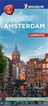 Amsterdam Street Map is a laminated, write and wipe map with bonus content from The Green Guide . With clear and accurate mapping and a full index this city map helps you explore and navigate across Amsterdam's different districts. Its comprehensive key s