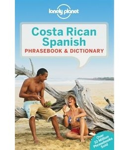 Costa Rican Phrasebook Lonely Planet.. Discuss the wildlife with the locals, banter in Coast Rican slang and bargain like a pro; all with your trusted travel companion.
