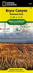 Bryce Canyon National Park Utah map 219T. National Geographics Trails Illustrated map of Bryce Canyon National Park is designed to meet the needs of outdoor enthusiasts by combining valuable information with unmatched detail of this unique landscape of ho