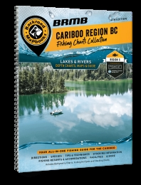 Caribou and Northern BC Lakes and Rivers Fishing Mapbook. This area is well known around the world to be home to some of the best trout, steelhead and salmon rivers, as well as an abundance of lakes. The Cariboo, or Region 5, is notorious for its excellen