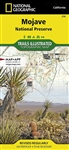 256 Mojave National Preserve National Geographic Trails Illustrated