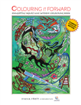 Ojibway First Nation - Indigenous Art Coloring Book. Learn traditional stories in English and Ojibway shared by elder while coloring his beautiful artwork.​ Every book purchased will provide royalties to the elder as well as a donation to the Ki