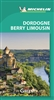 Dordogne Berry Limousin FRANCE Green Guide. The updated Michelin Green Guide Dordogne Berry Limousin presents some of the most visited, and some of the least visited, areas in France. Visitors will recognize the Dordogne and the Quercy, characterized by r